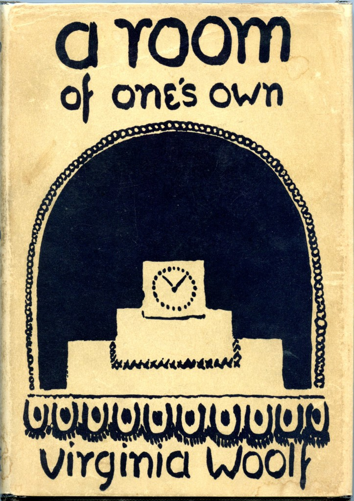 Woolf: A room of one's own