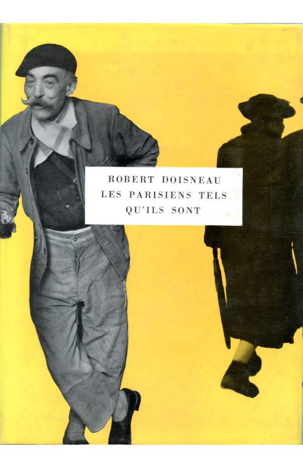 Les Parisiens Tels qu'ils Sont, Robert Doisneau