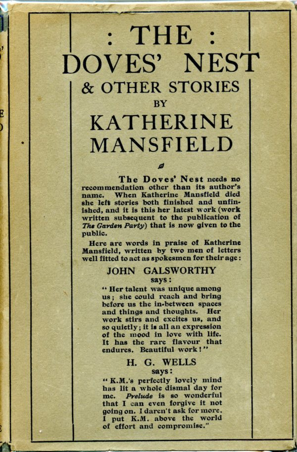 The Dove's Nest Mansfield