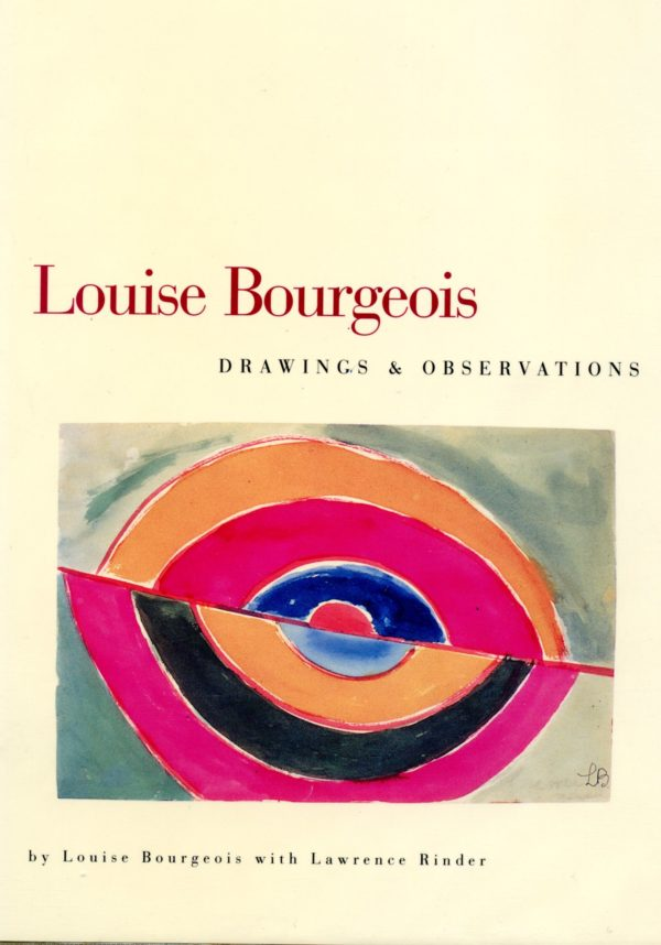 Louise Bourgeois-Drawing015