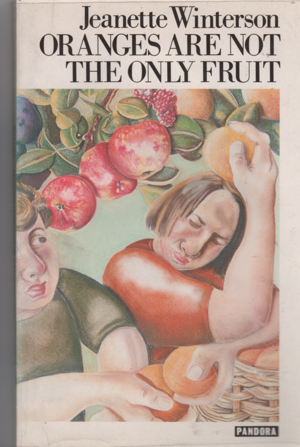 critical essay oranges are not the only fruit Study guide for oranges are not the only fruit oranges are not the only fruit study guide contains a biography of jeanette winterson, literature essays, quiz questions, major themes, characters, and a full summary and analysis.