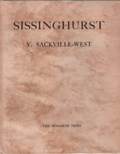 Sissinghurst sackville west