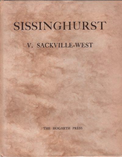 Sissinghurst sackville west